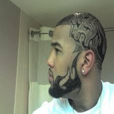 Funny Facial Hair Designs Pin On Custom Beards