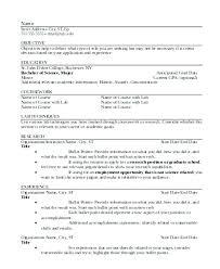 Resume On Microsoft Word Microsoft Resume Format Resume Format Resume Ms Word Format Job