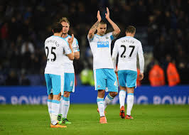 Image result for Leicester v Newcastle
