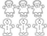 Small Picture Printable Christmas Coloring Pages and Art Activities