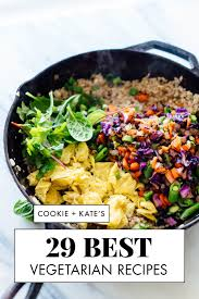 cookie and kate s best vegetarian recipes