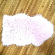 pink faux sheepskin rug light pink fur rug mint light pink faux sheepskin rug chair cover or by light pink pink faux fur sheepskin rug