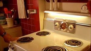ge frigidaire ranges from 1950s youtube