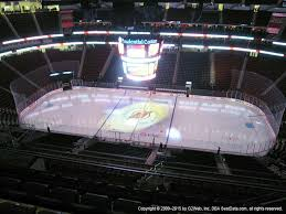 Prudential Center View From Upper Level 230 Vivid Seats