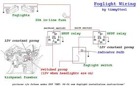 foglight wiring cb7tuner forums  1990 Accored Oem Fog Light Wiring Harness #17 1990 Accored Oem Fog Light Wiring Harness