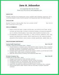 Director Of Nursing Resume Fascinating Resume For Nursing Student Lezincdc