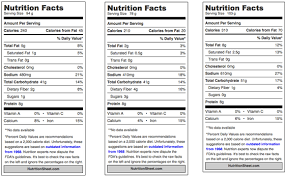 nutrition facts 6 flatbread