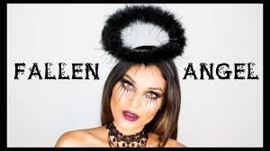 your look fallen angel makeup tutorial