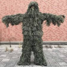 Ghillie Suit Size Chart Cheap Camo Suit Buy Quality Camouflage Ghillie Directly