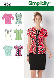 Simplicity Top Patterns