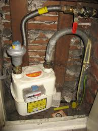 how a gas meter works remove lead gaspipe cap back to gas meter pipe gas work job in