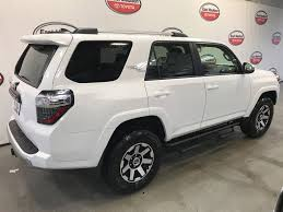 2018 New Toyota 4Runner TRD Off Road Premium 4WD at East Madison ...