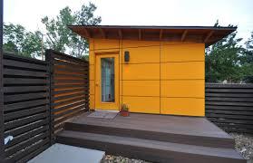 prefab backyard office. SMALL SPACES 4 Prefab Backyard Office H