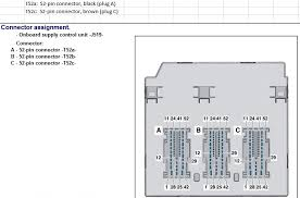 drl bi xenon 2010 wiring 2010 cemc module please help audi based on my trace which i recorded on a spreadsheet the following appears to be the pin assignments to wire the bi xenon drl headlights