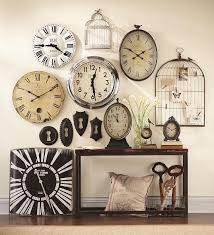 amazing giant clock wall decor 115 best nostagic image on big home vintage 3 not crazy about the bird cage though art wallpaper sticker kit