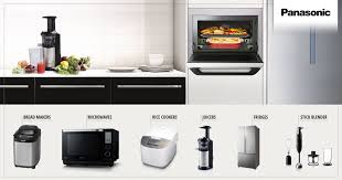 Small Picture Create a smarter kitchen with Panasonic appliances Panasonic