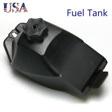 Mini Gas Fuel Tank For Pit Dirt Quad Pocket Bike Scooter 2 Stroke ...