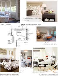 Master Bedroom Furniture Layout Concept Board And Furniture Layout For A Master Bedroom Jill