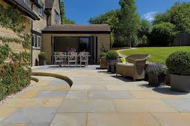 cleaning paving slabs
