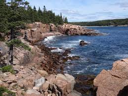 Tide Chart Thunder Hole Maine Great During Rough Sea Review Of Thunder Hole Acadia