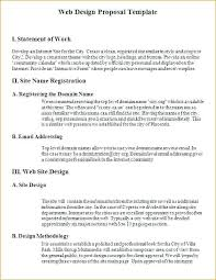 word website templates free free web design proposal template easy writing download word