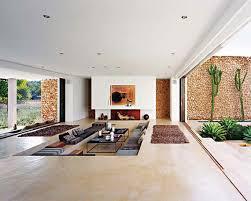 s20 Best Sunken Living Room Designs (41 Conversation Pits)