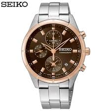 starmart rakuten global market super rare seiko sndx46 reimport super rare seiko sndx46 reimport seiko chronograph men unisex watch watches watch brown rose gold
