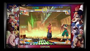 street fighter 30th anniversary collection announced for ps4 xbox