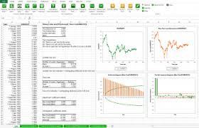 forecast model in excel xlstat forecast statistical software for excel