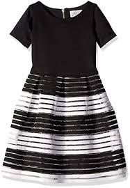 Amazon Com Blush By Us Angels Girls Big Dress S S Cut Out
