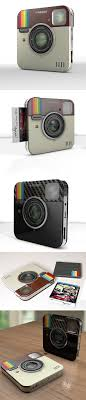 Socialmatic : Cool Instagram-Inspired Camera (Cool Gadgets And Gizmos)