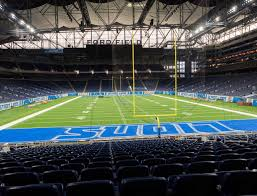 Ford Field Section 137 Seat Views Seatgeek