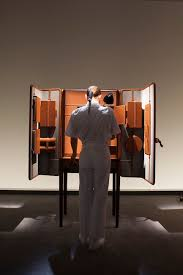 Hermes 'Here Elsewhere' furniture presentation