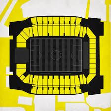 Mapfre Stadium Map Art
