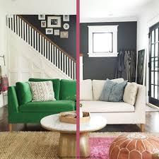 ikea stockholm green sofa