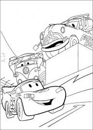 Cars Kleurplaten