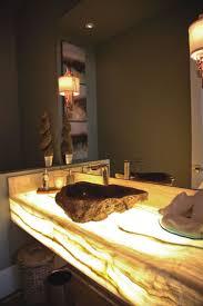 Kitchen Countertop Lighting The 25 Best Ideas About Onyx Countertops On Pinterest Kitchen