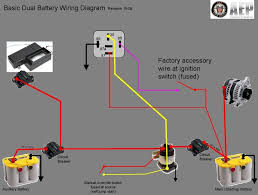 dual battery system management recommendations? [archive Pac 500 Battery Isolator Wiring Diagram dual battery system management recommendations? [archive] expedition portal Multi Battery Isolator Diagram