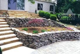 fieldstone retaining wall retaining wall flagstone retaining wall ideas flagstone retaining wall flagstone retaining wall cap