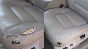 fix leather car seats diy leather repair kit for cars you baby