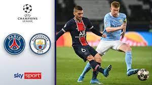 Wichtiger Auswärtssieg! ManCity dreht Partie   Paris Saint-Germain -  Manchester City 1:2 Highlights - YouTube