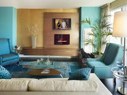 Living Room Turquoise Color Trends At High Point Market Hgtvs Decorating Design