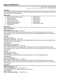 medical record technician resume   sales   technician   lewesmrsample resume of medical record technician resume