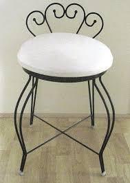 vanity stools and chairs. Vintage Vanity Stool Stools And Chairs U