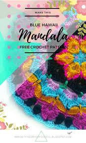 Crochet Mandala Vest Pattern Free Custom Inspiration