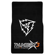 aerocool tgm20 thunder x3 gaming chair floor mat