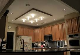 Kitchen With Track Lighting Track Lighting At Kits Gallery With Lights For Kitchen Images