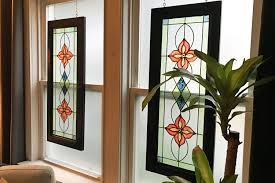 once you have completed your first faux stained glass window the process will more than likely have you hooked you can transfer this technique to other