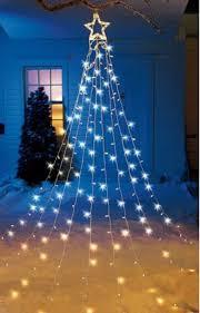 186 Best Primitive Christmas Images On Pinterest  Christmas Ideas Christmas Tree Lighted Star