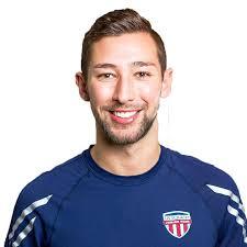 Charlie Johnson | Team USA Squash